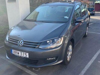 begagnad VW Sharan 2.0 TDI /7-sits/DSG