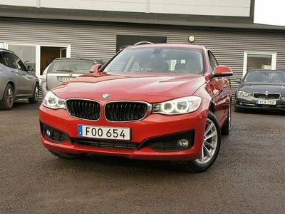 begagnad BMW 320 Gran Turismo d xDrive Sport line Euro 6 184hk