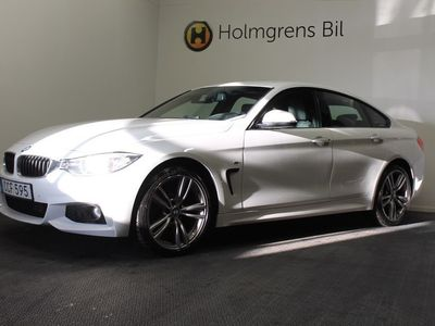gebraucht BMW 420 d xDrive GC M-Sport/ Navi/ Läder/ 19