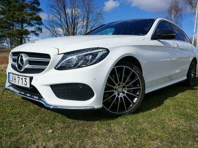begagnad Mercedes C250 T d 4MATIC 7G-Tronic AMG Sport 204hk