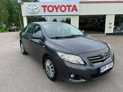 begagnad Toyota Corolla Axio 1.6 125hk