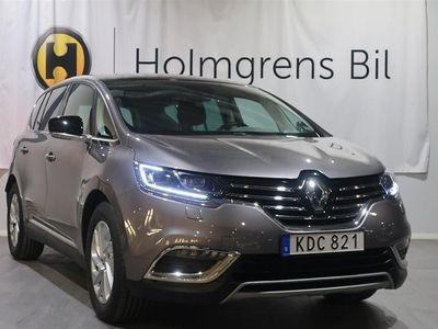 begagnad Renault Espace 1.6 DCI (160hk) 7 Sits Drag