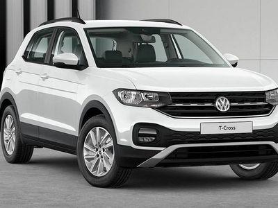 gebraucht VW T-Cross - 1.0 TSI 95 MAN