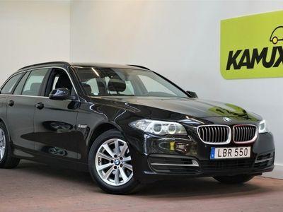 used BMW 520 d xDrive Business Ed M-ratt (190hk)