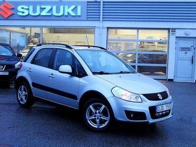 begagnad Suzuki SX4 1.6 VVT AUT GLX 120hk / 6200 Mil