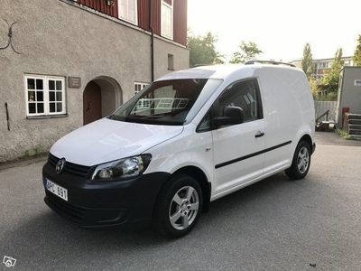 begagnad VW Caddy Panel Van 1.6 TDI DSG Sekven -11