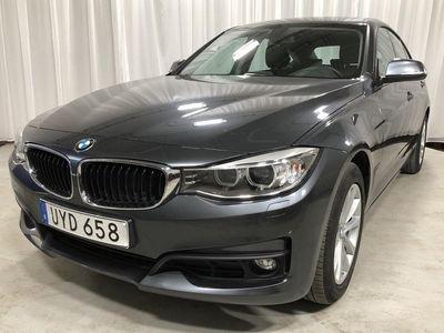 gebraucht BMW 318 Gran Turismo d GT, F34 (143hk)