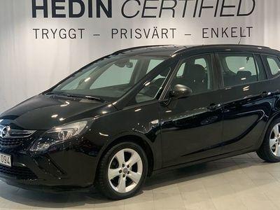 begagnad Opel Zafira Tourer 1.6 CD ecoFLEX 7 - sits