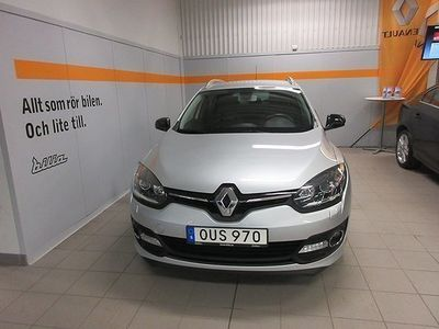 begagnad Renault Mégane III Energy dCi 110 SS Limited SpT