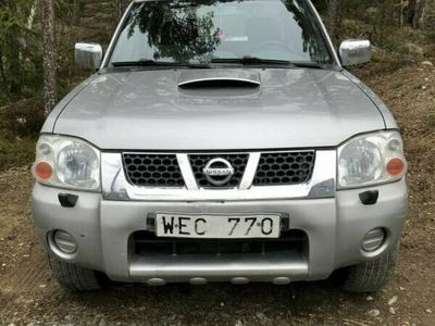begagnad Nissan Navara DOUBLE CAB