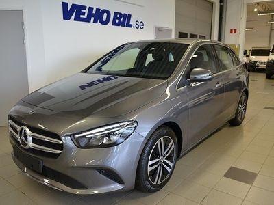 begagnad Mercedes B200 D Advantagepaket, Navi