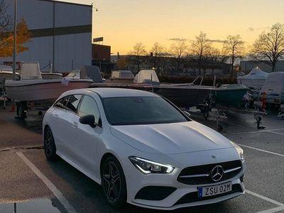 begagnad Mercedes 180 CLA BenzShooting Brake 7G-DCT AMG Sport 2020, Sportkupé 349 900 kr