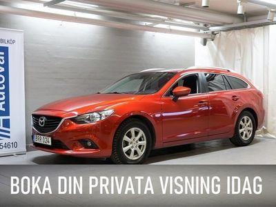 begagnad Mazda 6 6 Wagon 2.2 SKYACTIV-D Euro150hk