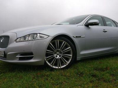 begagnad Jaguar XJ 5,0 Supercharged, 510 hk, -11