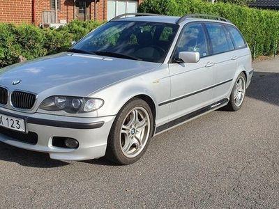 begagnad BMW 320 i e46 m-sport touring aut 170 hk