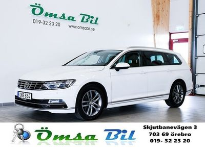 begagnad VW Passat SC 2.0 TDI DSG R-line 190hk