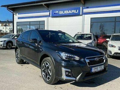 begagnad Subaru XV 2,0 e-Boxer Active Drag/V-hjul/MoK