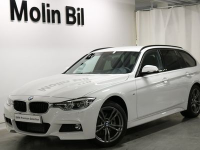 begagnad BMW 320 d xDrive Touring M Sport / Navigation / Drag