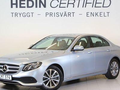 used Mercedes E220 194HK 4M AUT NAVI