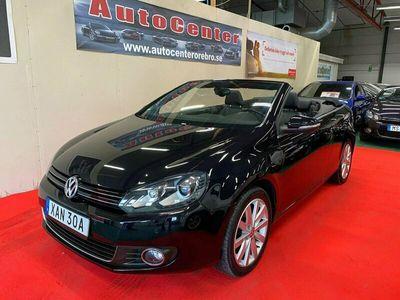 begagnad VW Golf Cabriolet 1.2 TSI BlueMotion Comfort 105hk