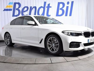 begagnad BMW 520 d xDrive M-Sport Sedan