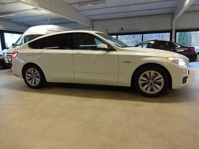 begagnad BMW 520 Gran Turismo d Navi/Värmare/Skinn Euro6 184hk -14