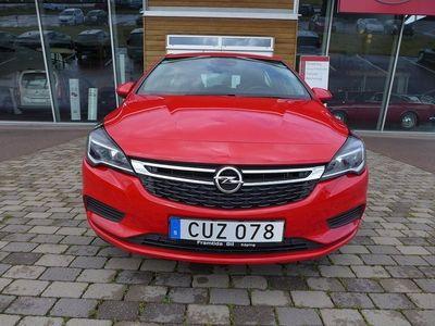 begagnad Opel Astra 1.4 125hk En ägare !!!!