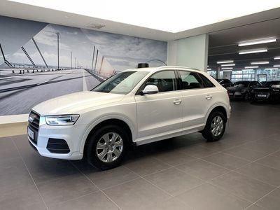 begagnad Audi Q3 TDI Q.2.0