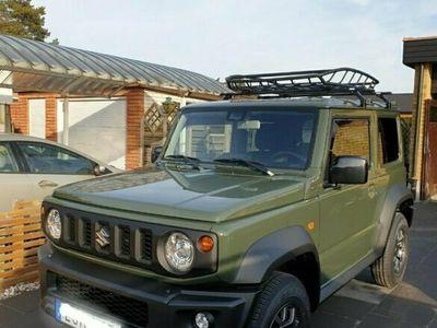 begagnad Suzuki Jimny