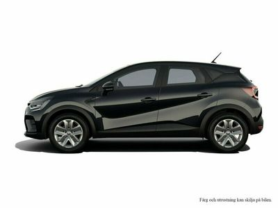 begagnad Renault Captur TCe 140 Zen EDC