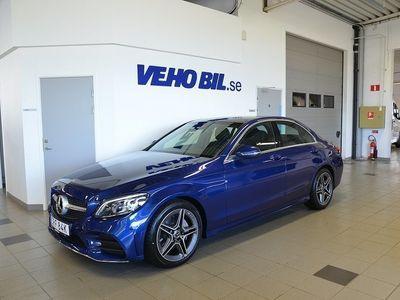 brugt Mercedes C220 d AMG Line, COMAND Online, Backkamera, Panorama