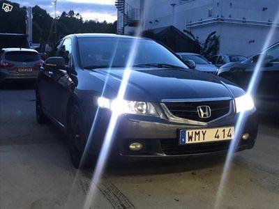 brugt Honda Accord 2.4 fullservad -06