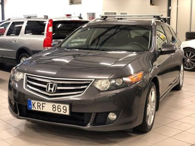 begagnad Honda Accord Tourer 2.2 i-DTEC 150hk