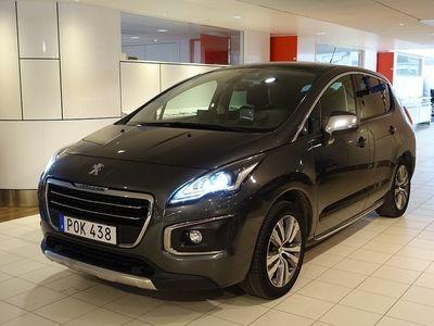 begagnad Peugeot 3008 1.6 BLUE HDI 120HK NAVI V-HJUL PANORAMA
