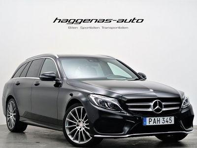 usata Mercedes C220 AMG 4-MATIC / Burmester / Drag