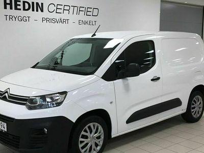 begagnad Citroën Berlingo L1, Manuell