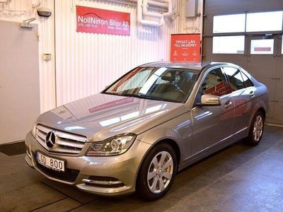 begagnad Mercedes C220 CDI BlueEFFICIENCY / (17