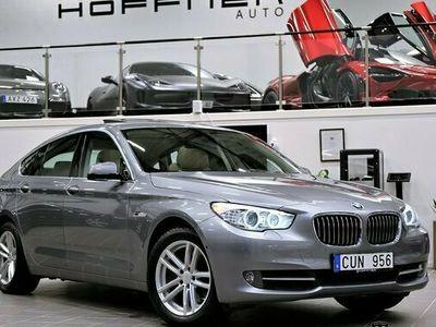 begagnad BMW 535 Gran Turismo d Panorama Se spec 2011, Personbil Pris 229 000 kr