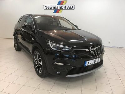 begagnad Opel Grandland X Business 2.0 Turbo 177hk Automat Diesel