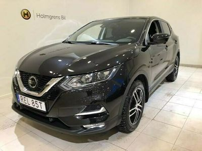 begagnad Nissan Qashqai DIG-T 160 N-Connecta 2WD DCT MY19 Holmgrens Edt