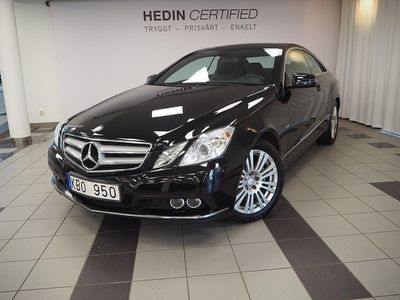 begagnad Mercedes E250 - BenzCGI COUPE AUTOMAT