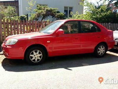 begagnad Hyundai Accent GLS modellår 2004