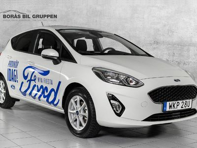 begagnad Ford Fiesta 1.0 100 Trend Plus 5-d DEMO