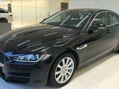 begagnad Jaguar XE 2.0D 180HK Prestige