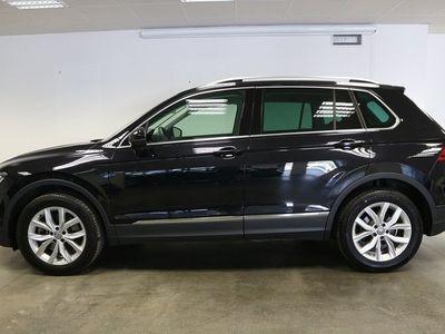 begagnad VW Tiguan TSI 190 DSG 4M/Drag/P-värma