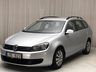 begagnad VW Golf VI 1.6 TDI BlueMotion Technology Variant