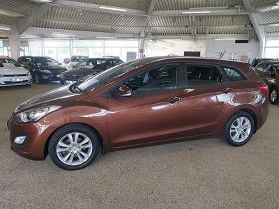begagnad Hyundai i30 5DR Businesseco M14 B 1,6 Crdi Manuell