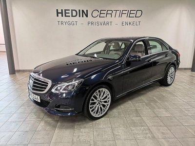 begagnad Mercedes E350 BLUETEC 4MATIC SEDAN