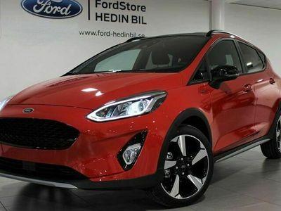 begagnad Ford Fiesta Titanium automat privatleasing från 2395kr / mån