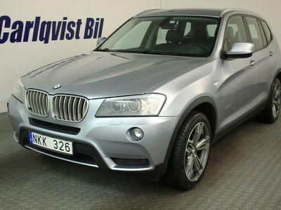 begagnad BMW X3 X3XDRIVE30D